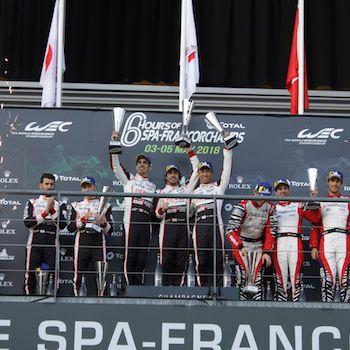 Toyota und Ford gewinnen die Eröffnungsrunde der Super Season