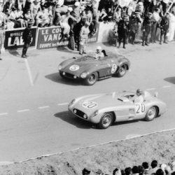 Die Geschichte von einer unglaublichen Fahrt in Le Mans