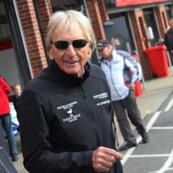 Der ehemalige Porsche-Pilot Derek Bell