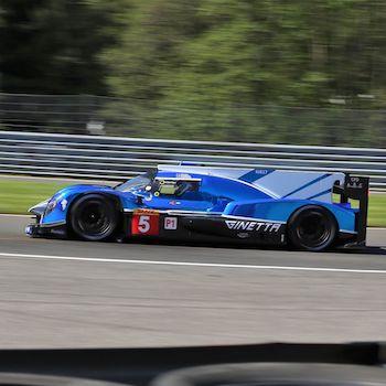 Vorzeitiges aus für CEFC TRSM Racing in Spa