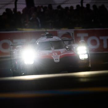 Le Mans: Toyota baut Führung in den Morgenstunden aus