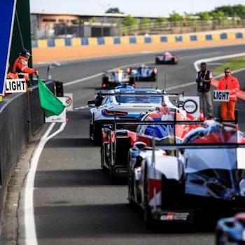 Toyota und Porsche beim Testtag an der Spitze