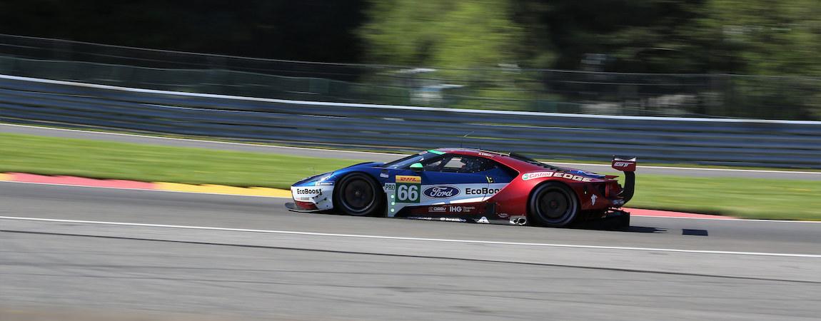 Der Ford GT bei den 6 Stunden von Spa