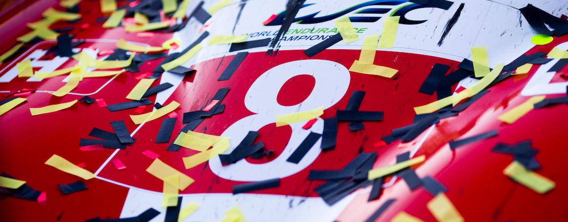 Nach 24 Stunden konnte Toyota das Rennen in Le Mans gewinnen