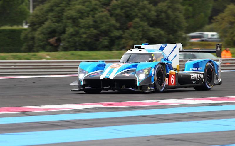 Der Ginetta von CEFC TRSM Racing
