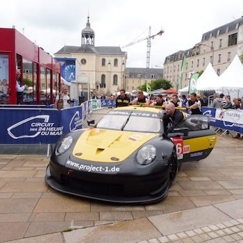 Le Mans: Das Scrutineering in Live-Stream