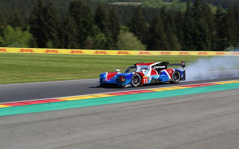 Der BR01 von SMP Racing