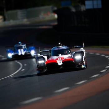 Le Mans: Toyota vorläufig auf Pole-Position
