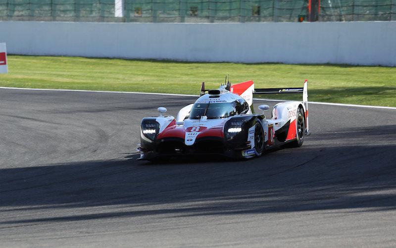 Der TS050 Hybrid von Toyota Gazoo Racing