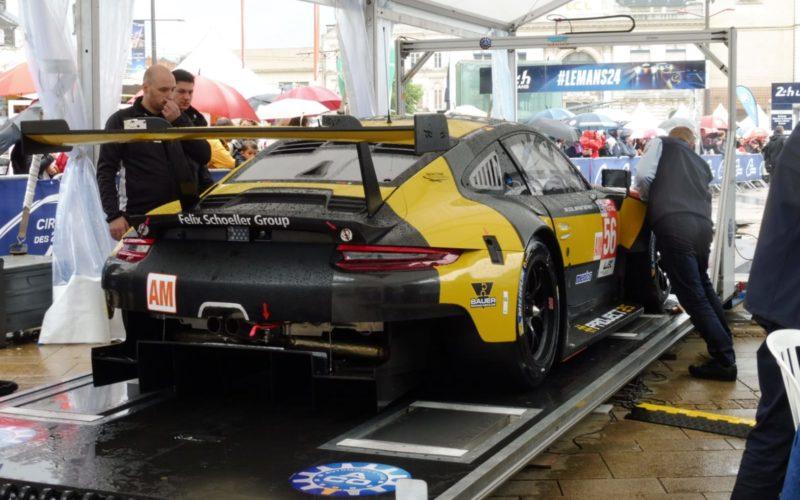 Der Porsche 911 RSR von Project 1 Motorsport