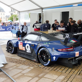 Le Mans: Der zweite Tag in Bildern