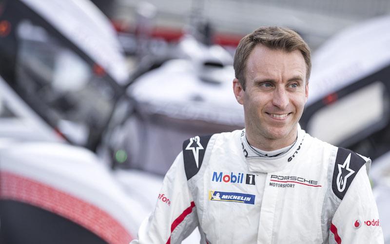 Timo Bernhard umrundete den Nürburgring als schnellster