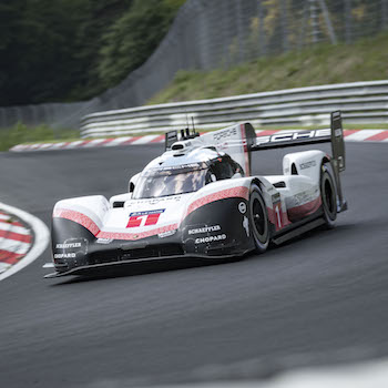 Porsche stellt neuen Rekord am Nürburgring auf