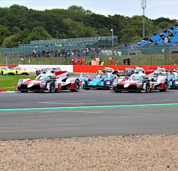 Sieg für Toyota bei den 6 Stunden von Silverstone