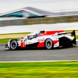 Toyota Gazoo Racing sicherte sich in Silverstone die Poleposition