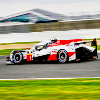 Pole für Toyota und Ford in Silverstone
