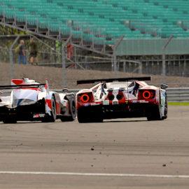 Toyota und Ford zeigten sich in beiden Trainings äußerst stark