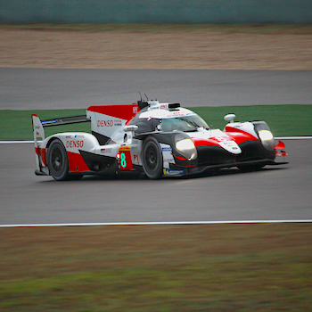 Toyota, DC Racing, Ford und Aston Martin in China auf Pole