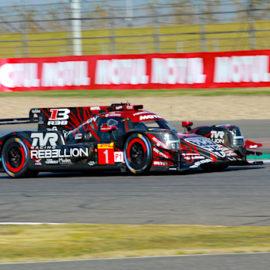 Rebellion konnte sich im dritten Training erstmals vor Toyota platzieren.