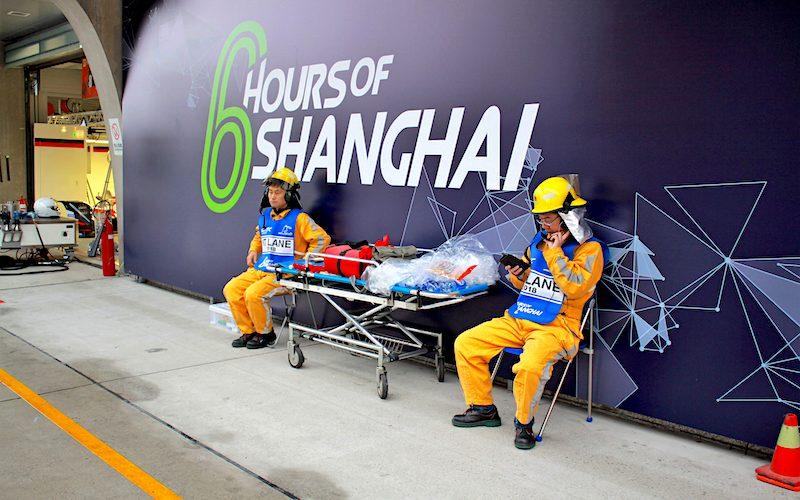 Die sechs Stunden von Shanghai werden 2019 auf vier Stunden verkürzt