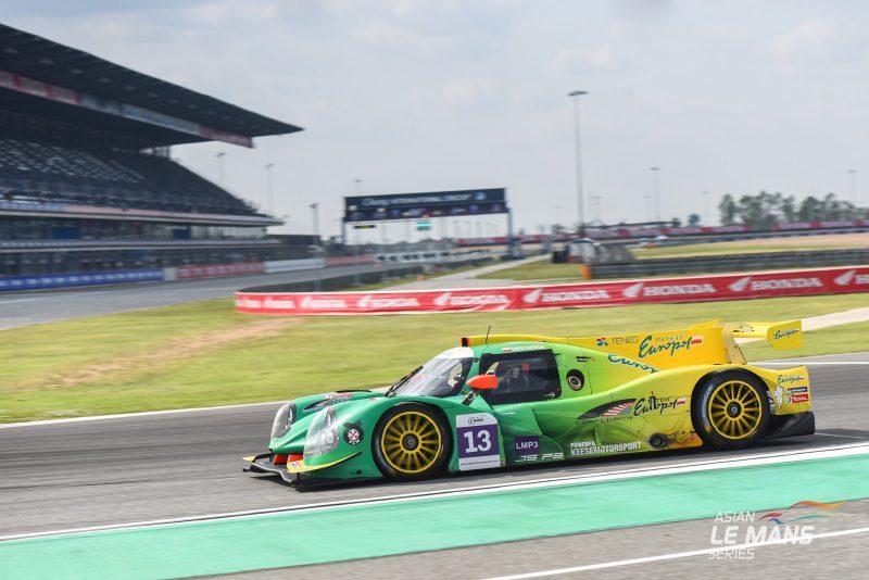 Das Team von Inter Europol Competition startet erstmals in Le Mans