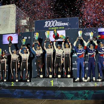 Toyota-Sieg in Sebring