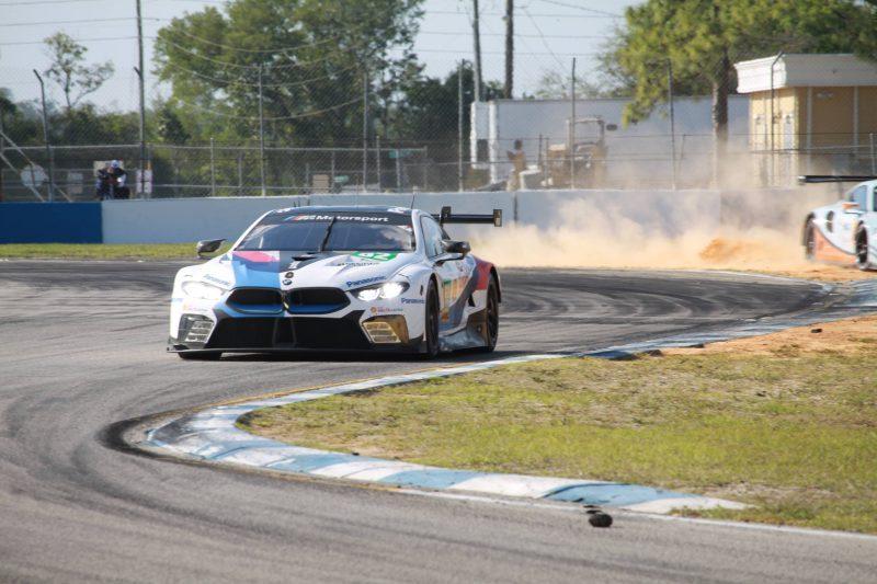 BMW bei den 1000 Meilen von Sebring