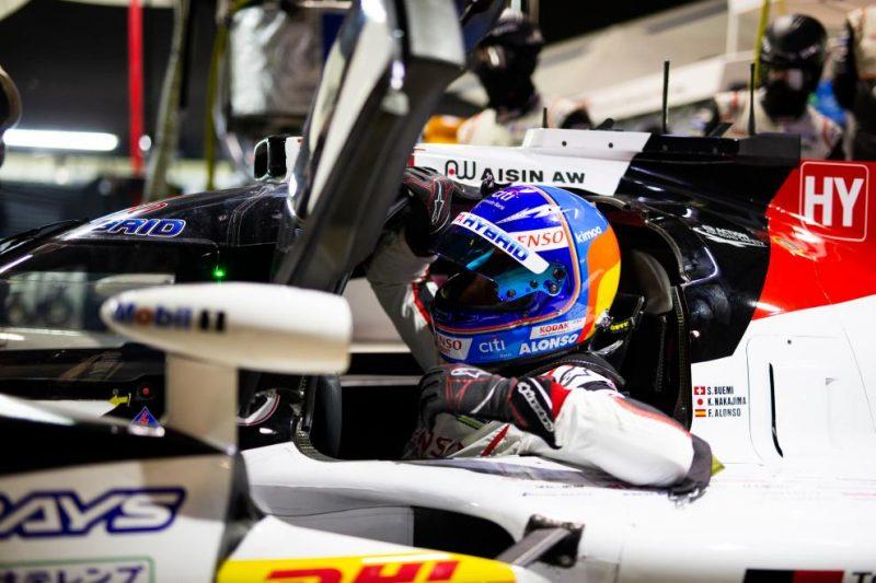 Fernando Alonso sicherte Toyota die Pole in Sebring
