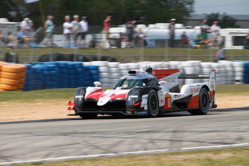 Toyota blieb auch im dritten Training in Sebring ungeschlagen