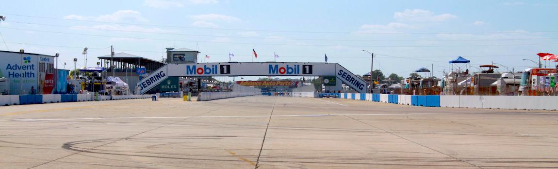 Der Sebring International Raceway