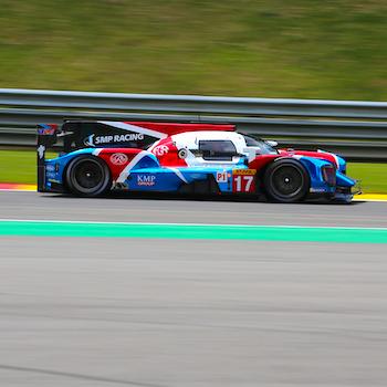 SMP Racing sicherte sich im FP1 den ersten Platz