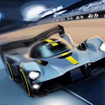 Aston Martin Hypercar für die WEC