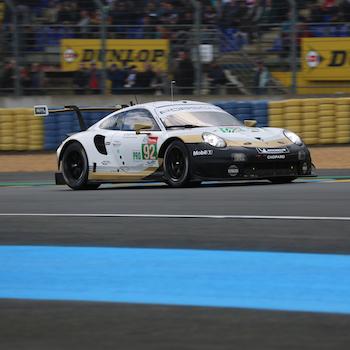 Porsche und Toyota im FP1 ganz oben