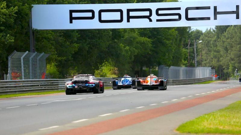 Signatech Alpine Matmut und G-Drive Racing im Kampf um die LMP2-Spitze