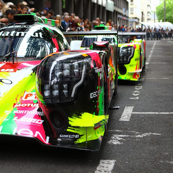 Rebellion Racing in Le Mans 2019