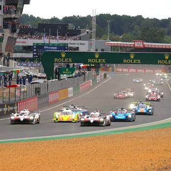 Rückblick auf dem Samstag in Le Mans