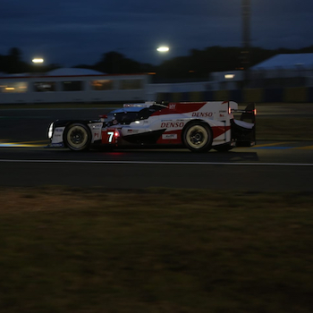 Vorläufige Pole-Position für Toyota und Ford in Le Mans