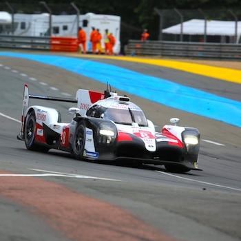 Le Mans: Toyota #7 weiterhin in Führung