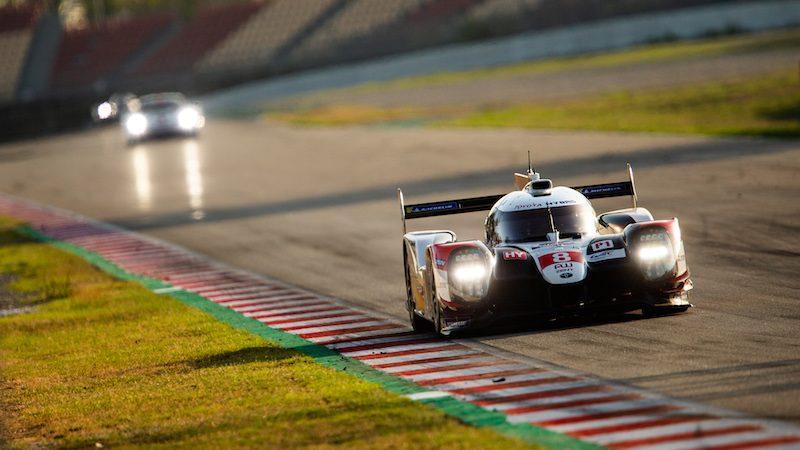 #8 TOYOTA GAZOO RACING / JPN / Toyota TS050 - Hybrid - Hybrid - FIA WEC Season 8 Prologue - Circuit de Catalunya - Barcelona - Spain -
