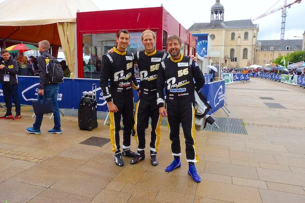 Die LMGTE-Am Champions