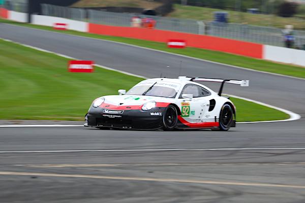 Der Porsche 911 RSR