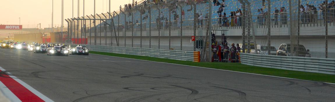 Die FIA WEC in Bahrain