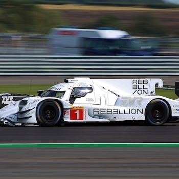 Rebellion Racing in Silverstone