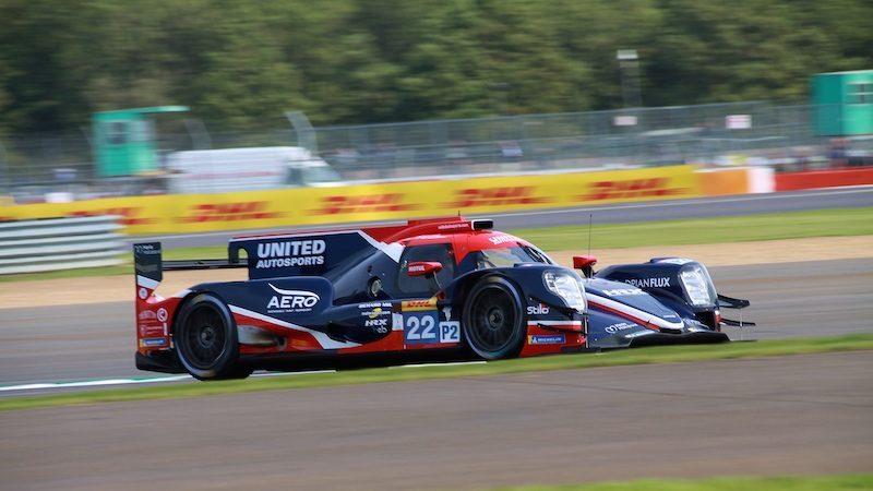 United Autosport in Silverstone