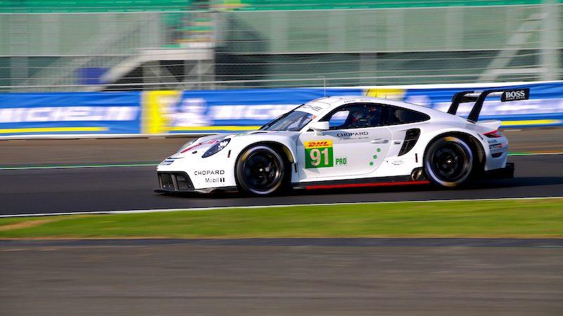 Porsche gewinnt in der LMGTE-Pro