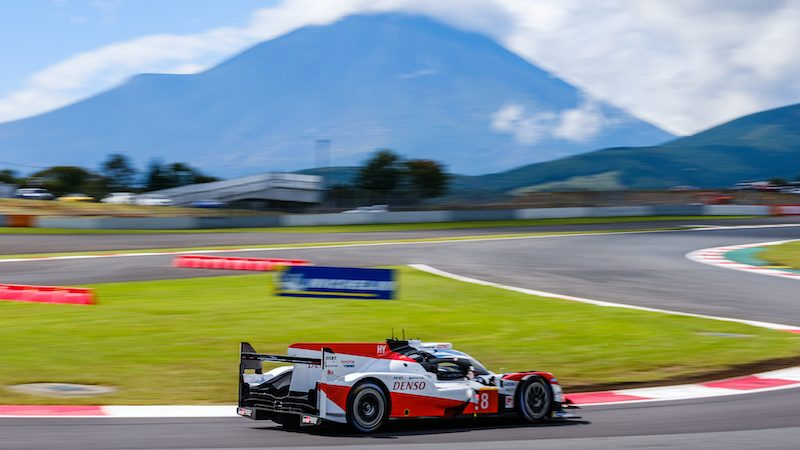 #8 TOYOTA GAZOO RACING / JPN / Toyota TS050 - Hybrid - Hybrid -- 6 Hours of Fuji - Fuji International Speedway - Oyama - Japan