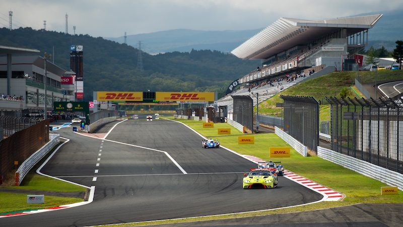 #98 ASTON MARTIN RACING / GBR / Aston Martin V8 Vantage -- 6 Hours of Fuji - Fuji International Speedway - Oyama - Japan