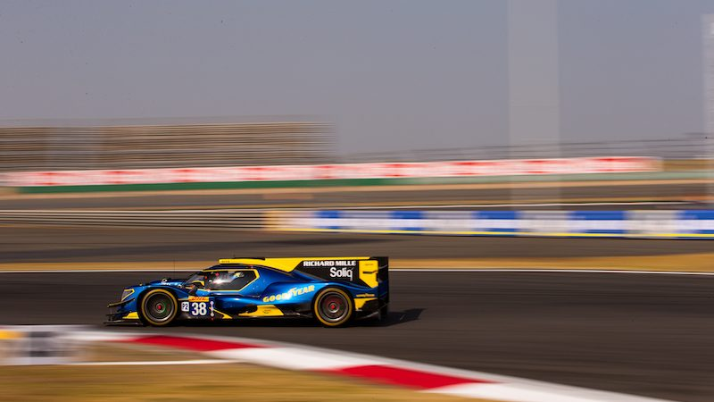#38 JOTA / GRB / Oreca 07 - Gibson - - 4 Hours of Shanghai - Shanghai International Circuit - Shanghai - China