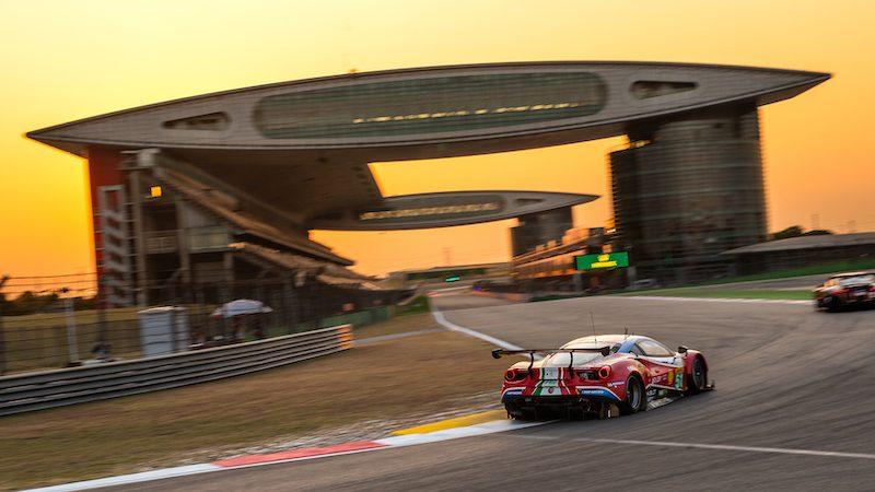 #51 AF CORSE / ITA / Ferrari 488 GTE EVO -- 4 Hours of Shanghai - Shanghai International Circuit - Shanghai - China