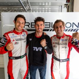 #1 REBELLION RACING / CHE / Rebellion R-13 -Gibson - Norman Nato (FRA) / Gustavo Menezes (USA) / Bruno Senna (BRA) - - 4 Hours of Shanghai - Shanghai International Circuit - Shanghai - China